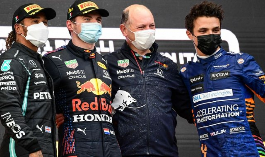 F1 fan survey lists Max Verstappen as most-popular driver ahead of Lando Norris and Lewis Hamilton