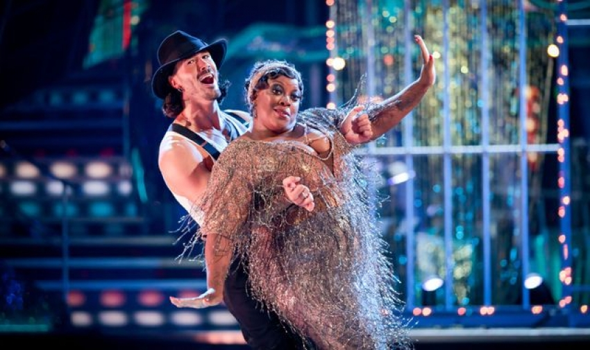 Judi Love to miss this week's Strictly Come Dancing after testing positive for COVID-19
